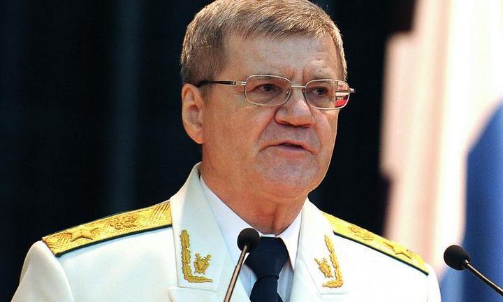 Юрий Чайка отметил важность работы прокуроров в функционировании и развитии государства