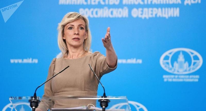 Нереальное лицемерие: Мария Захарова осудила действия Петра Порошенко
