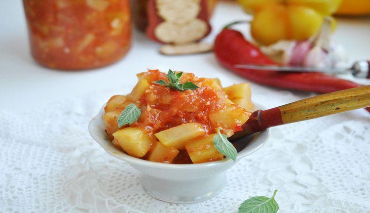Кабачки на зиму: рецепт вкуснейшей закуски из кабачков «Тёщин язык»