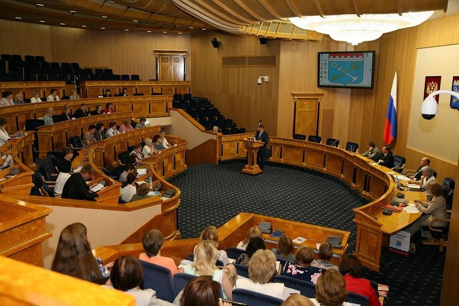 Заседание научного совета