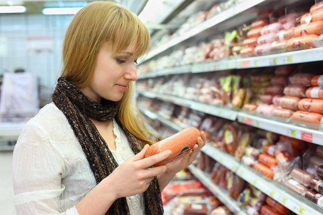 Выбор колбасы