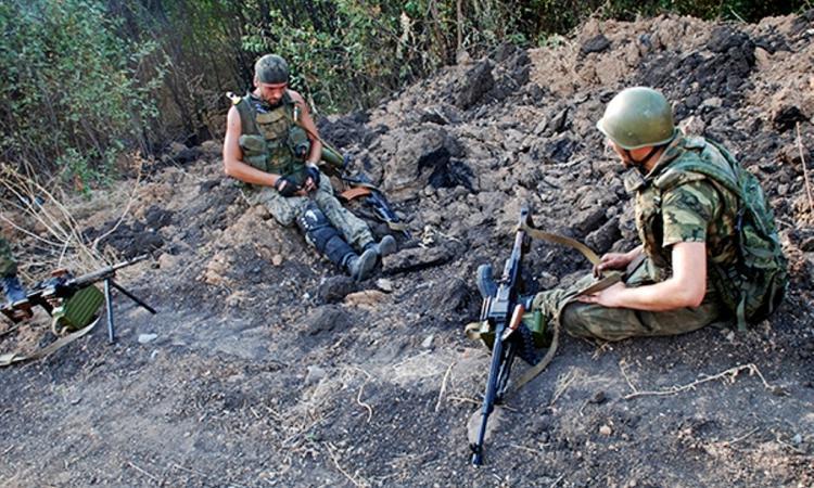 В Донбассе нашли массовые захоронения с телами солдат ВСУ