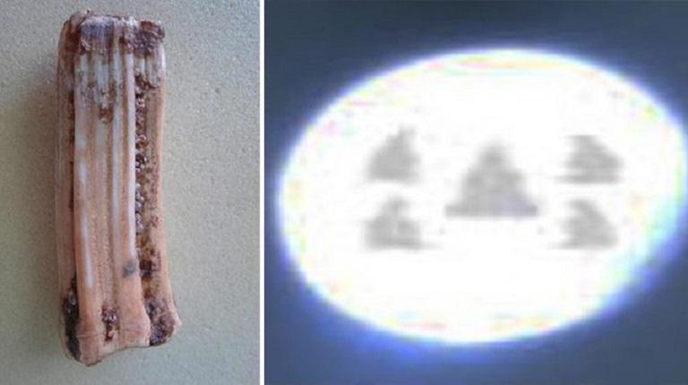 В зубе Будды Шакьямуни найдено вещество неземного происхождения