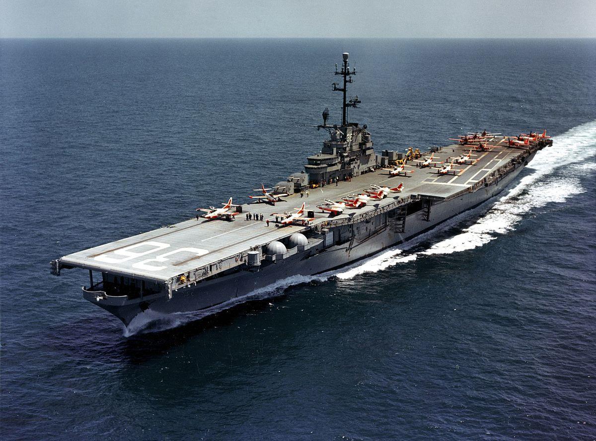 Пентагон проводит спецоперации в Южно-Китайском море