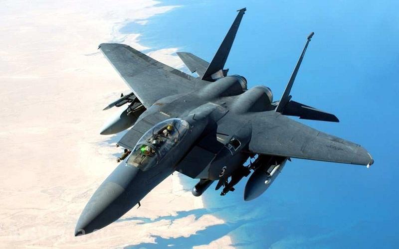 Американские ВВС случайно разбомбили курдов в Сирии