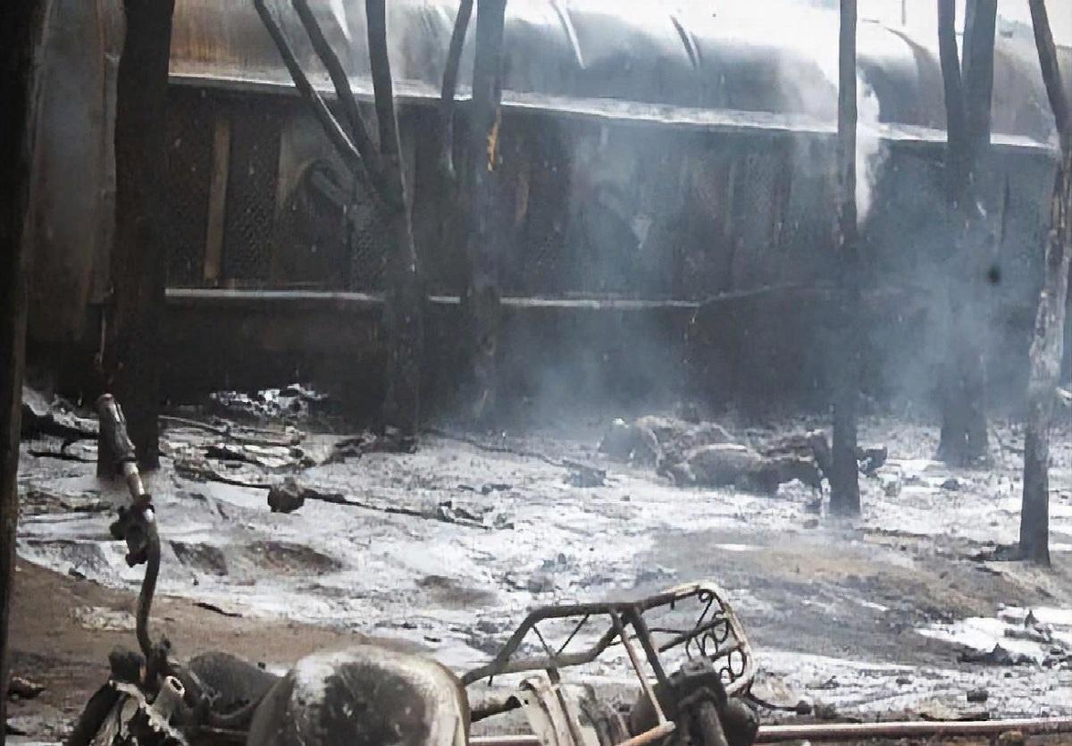 В Танзании из-за взрыва бензовоза число погибших увеличилось до 95