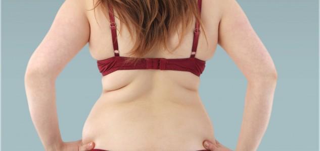 Жировые валики около подмышек: как избавиться в четыре шага