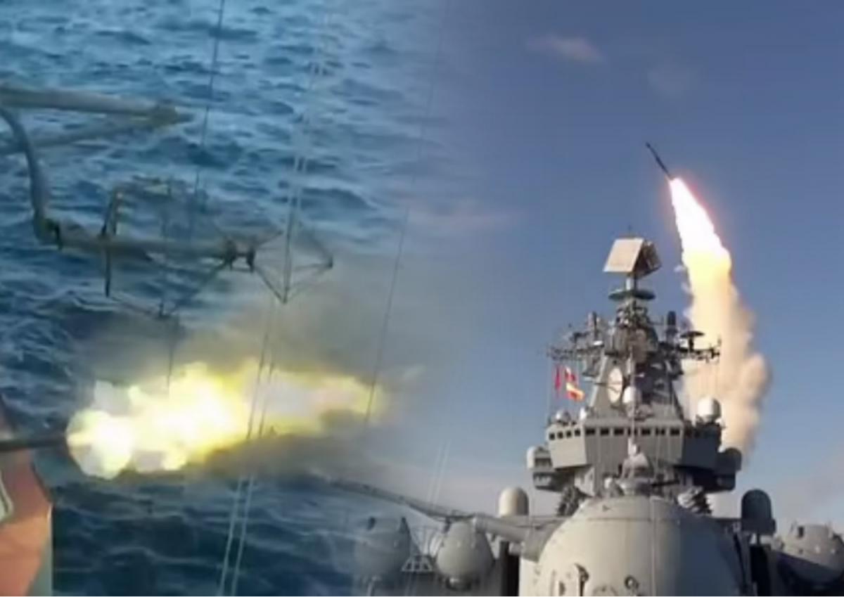 Daily Mail: корабли ВМФ РФ передали «привет» премьер-министру Японии