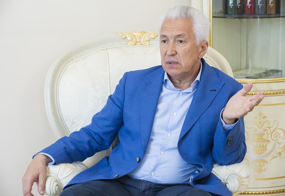 ФОМС Дагестана спонсировал боевиков в Сирии, поведал Владимир Васильев