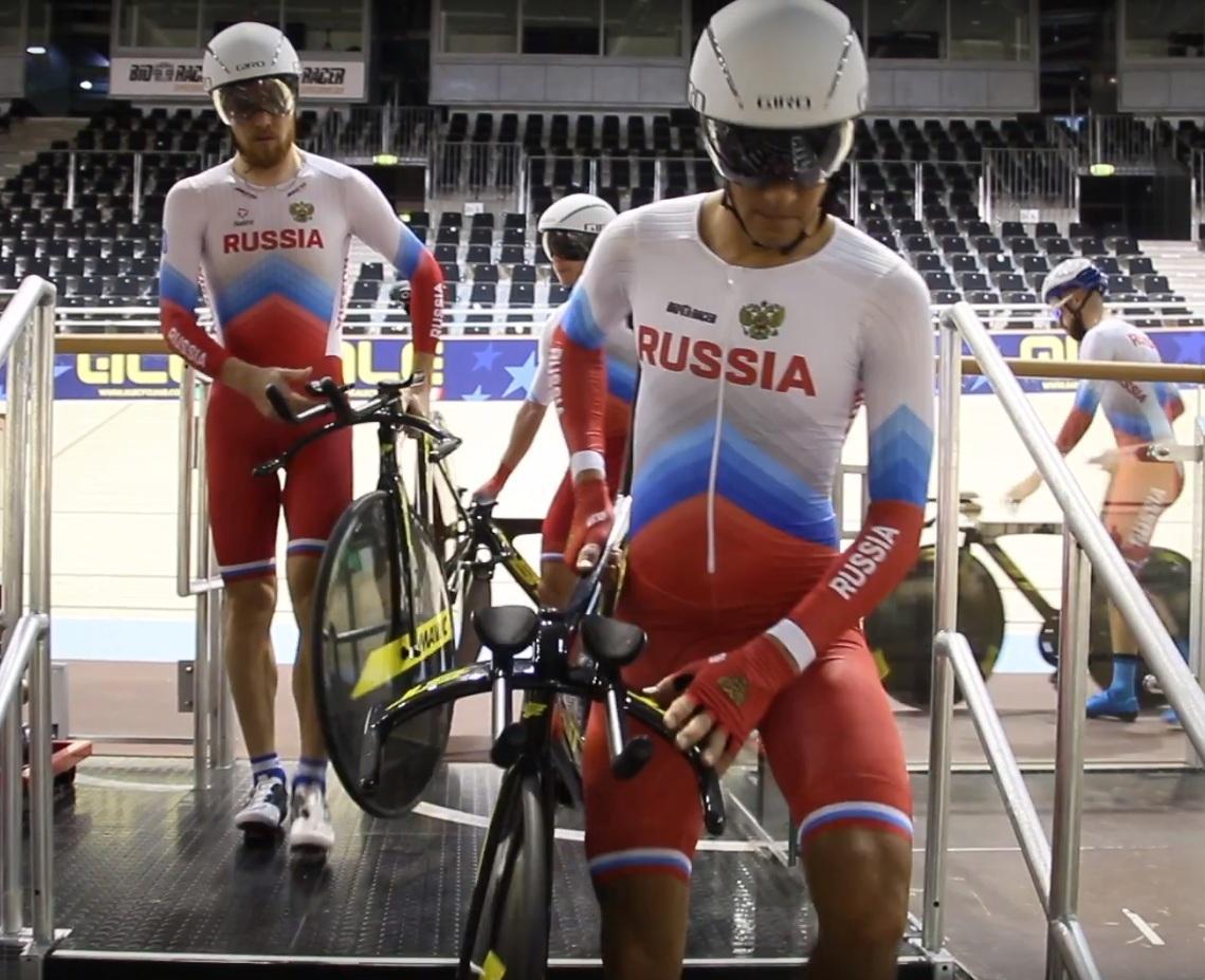 Чемпионат Европы по велоспорту на треке 2017 в Берлине: расписание, результаты, участники – состав сборной России