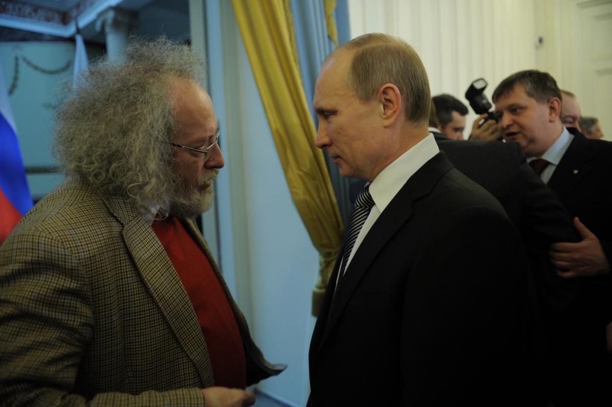 Венедиктов назвал имя возможного преемника Путина