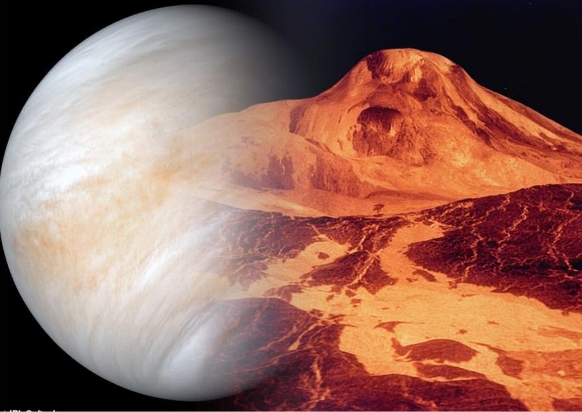 Астрономы обнаружили на Венере следы возникновения жизни