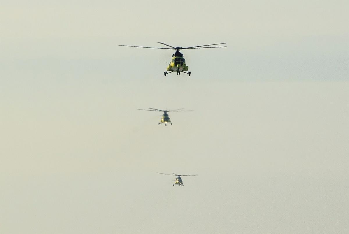 Вертолеты Ми