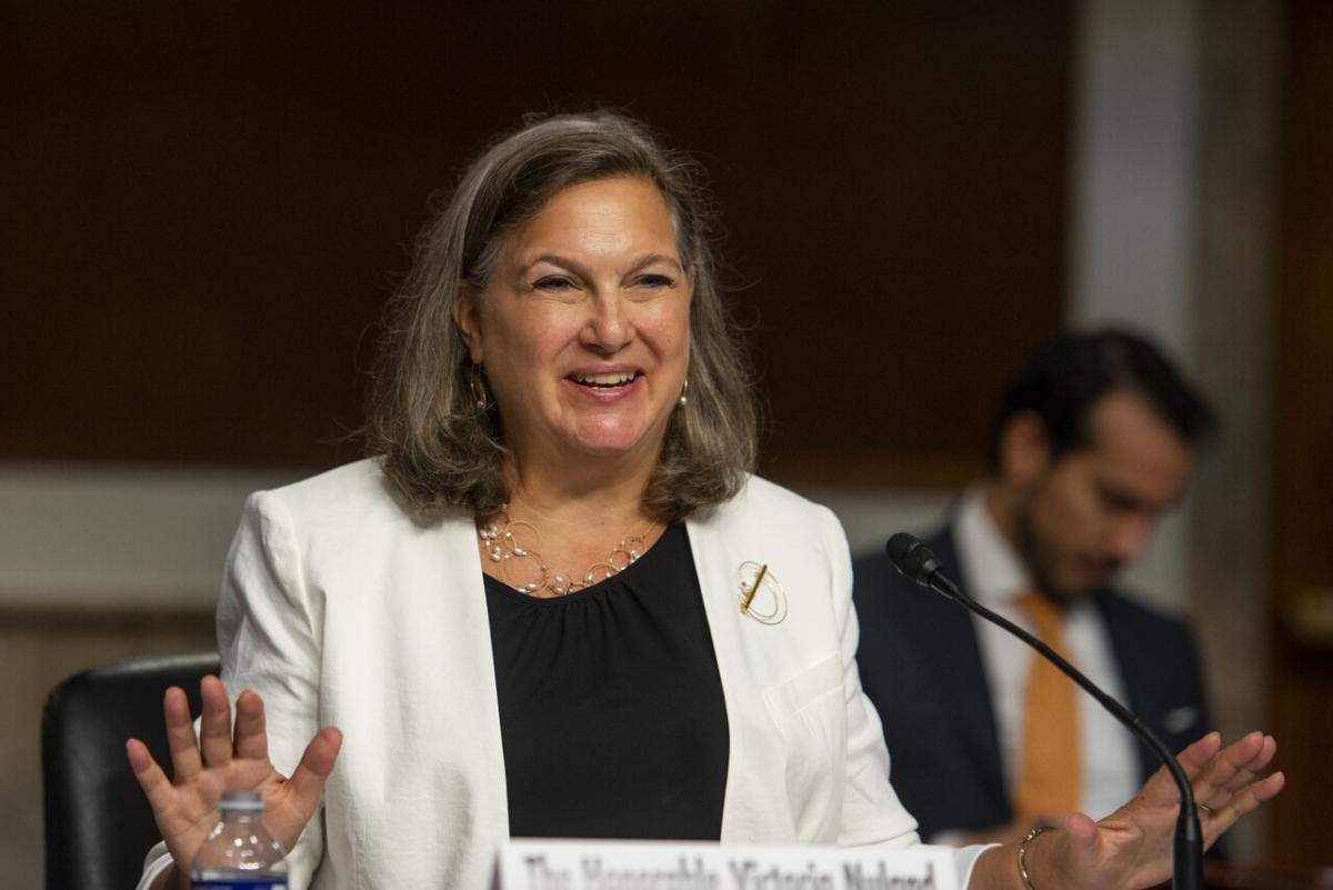 Виктория Нуланд, дипломат США