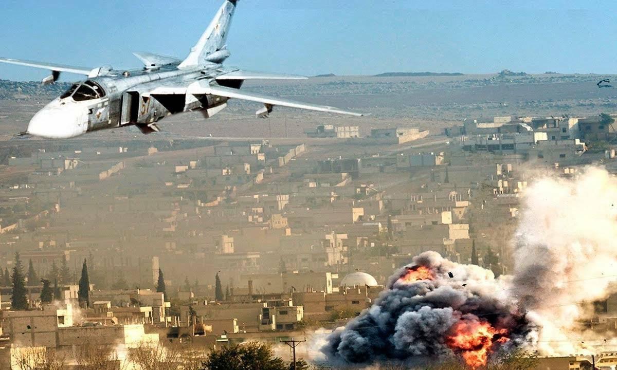 ВКС России в Сирии