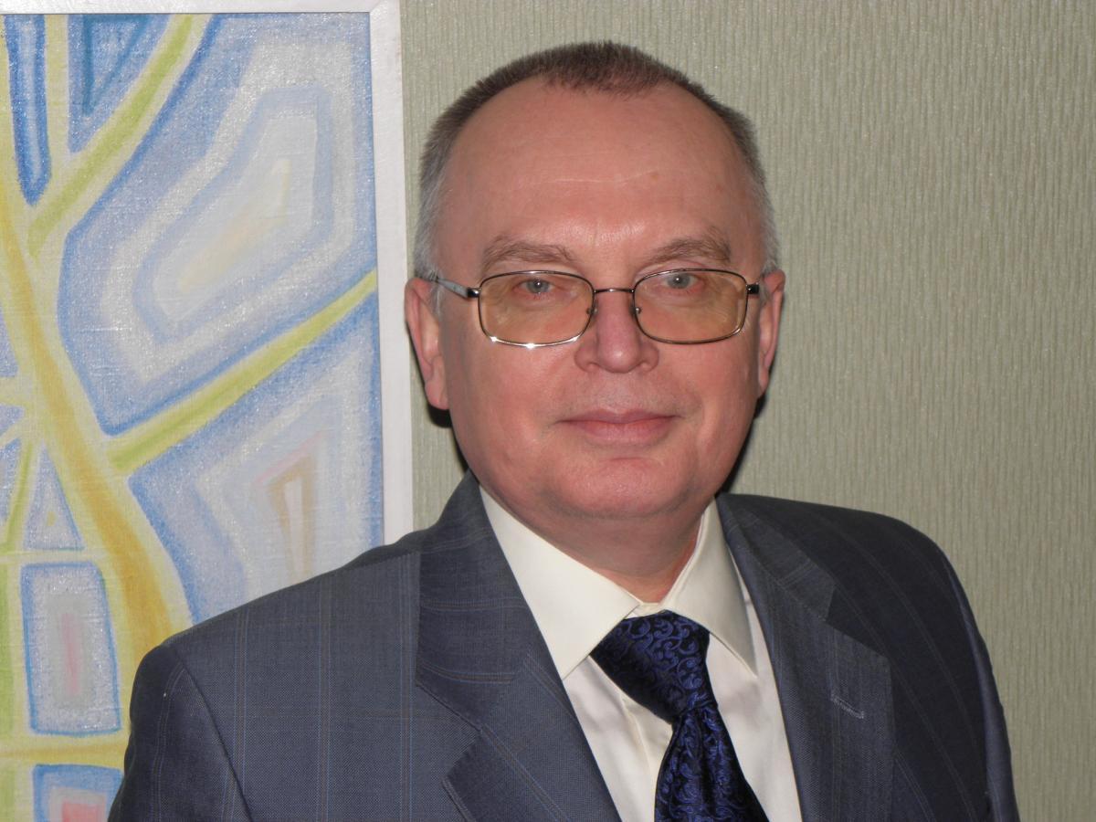 Власов Василий профессор