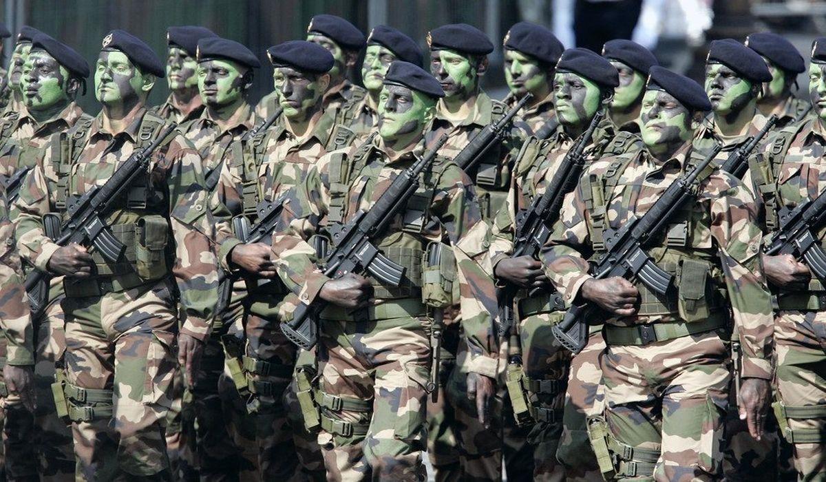 армия Франции картинка