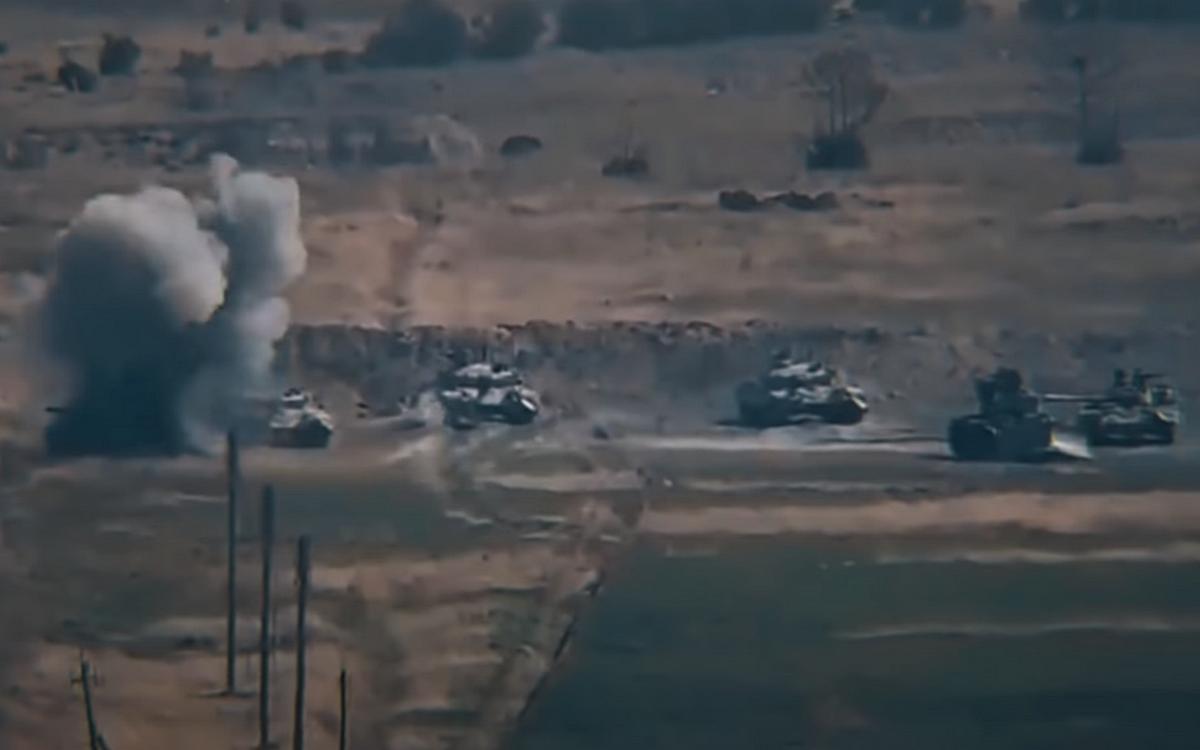 Война Армении и Азербайджана