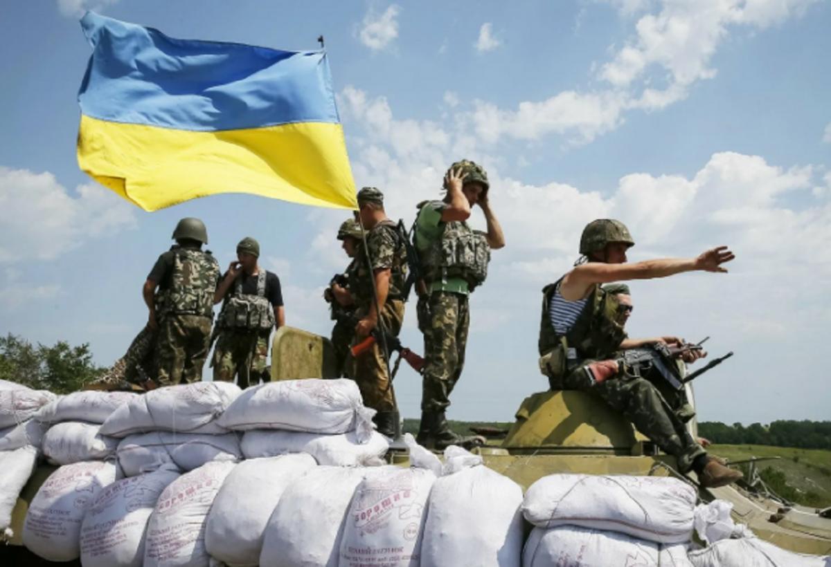 Донбасс военные ВСУ