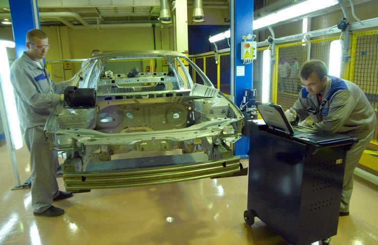 ГАЗ вернет новую «Волгу» на конвейер