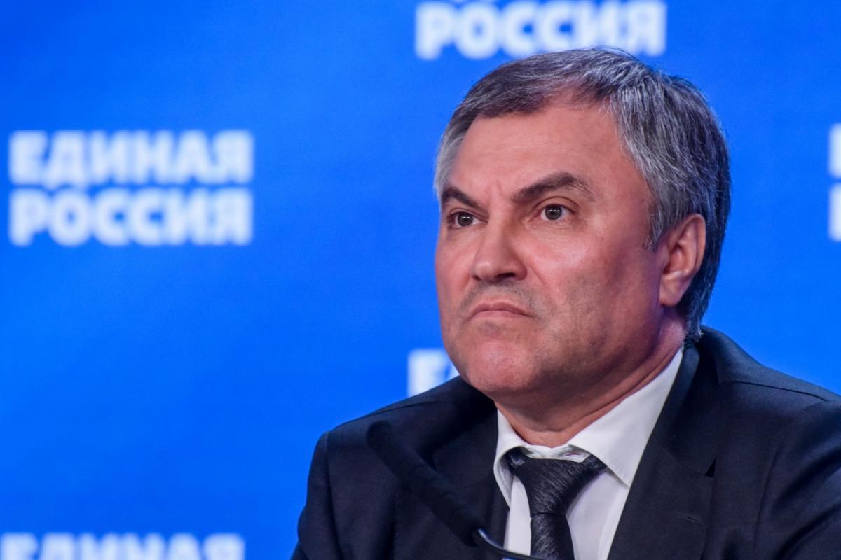 Володин объяснил озабоченность Запада правами человека в России, напомнив об Ассанже