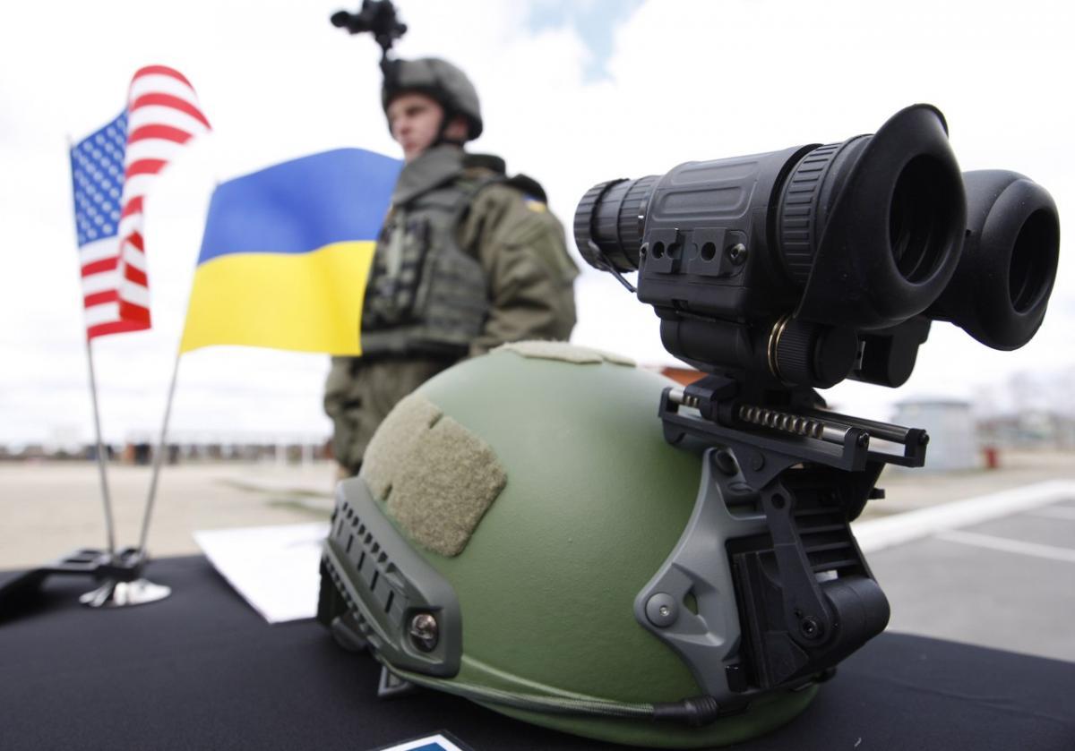 Украина США поставки оружие