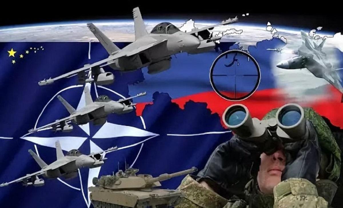 Война НАТО с Россией
