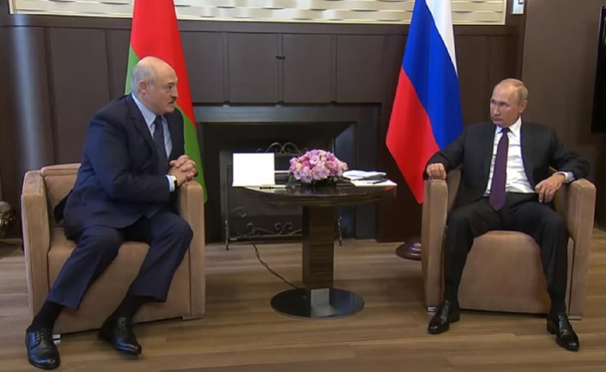 Жест Лукашенко в адрес Путина