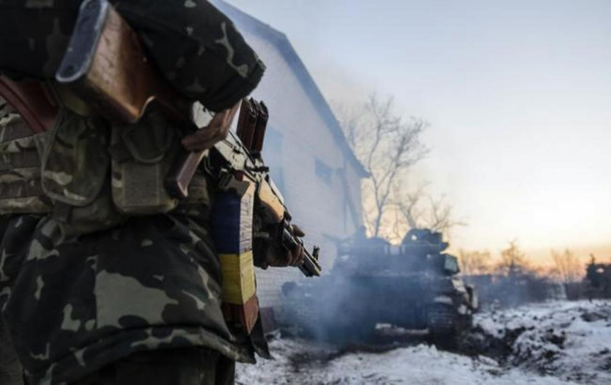 ВСУ на Донбассе