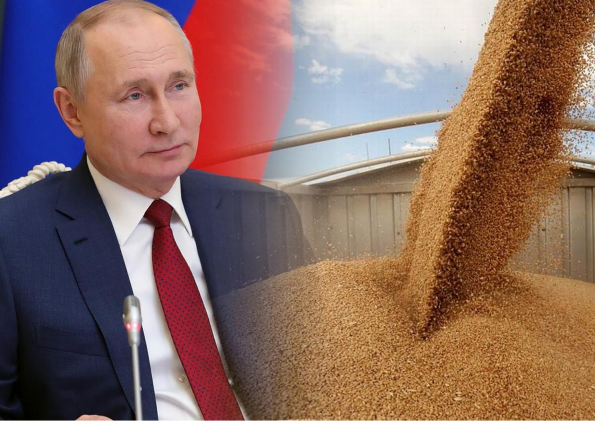 В США оценили тактику Путина на рынке пшеницы
