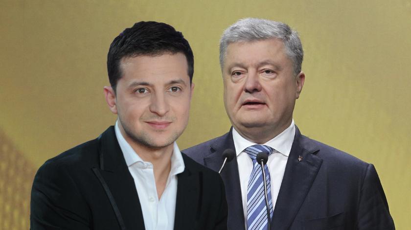Выборы на Украине, последние новости 20 04 2019: Порошенко бьется в агонии, крайняя попытка убрать Зеленского провалилась