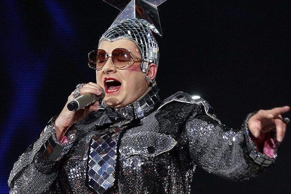 """Выступление Верки Сердючки на """"Евровидении"""" обескуражило зрителей"""