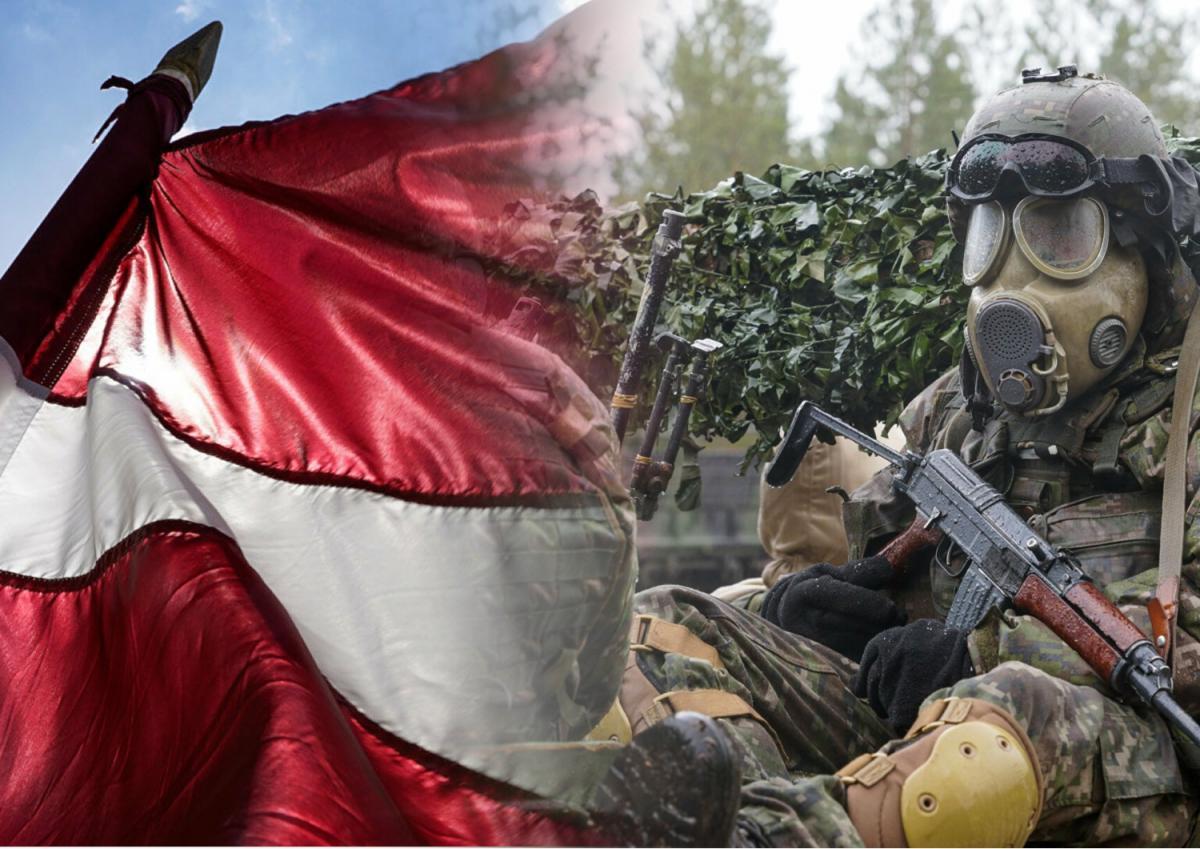 Внезапный «военный сюрприз» Латвии вызвал возмущение в мире