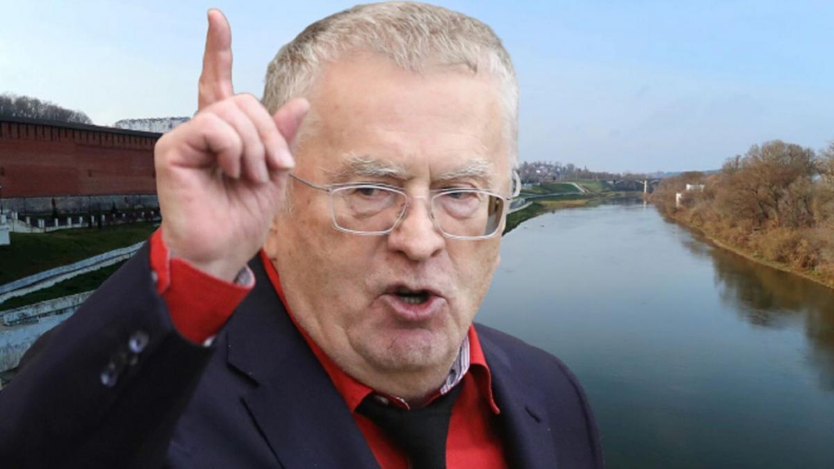 Жириновский предложил трюк, как заставить можно Украину быстро подать воду в Крым