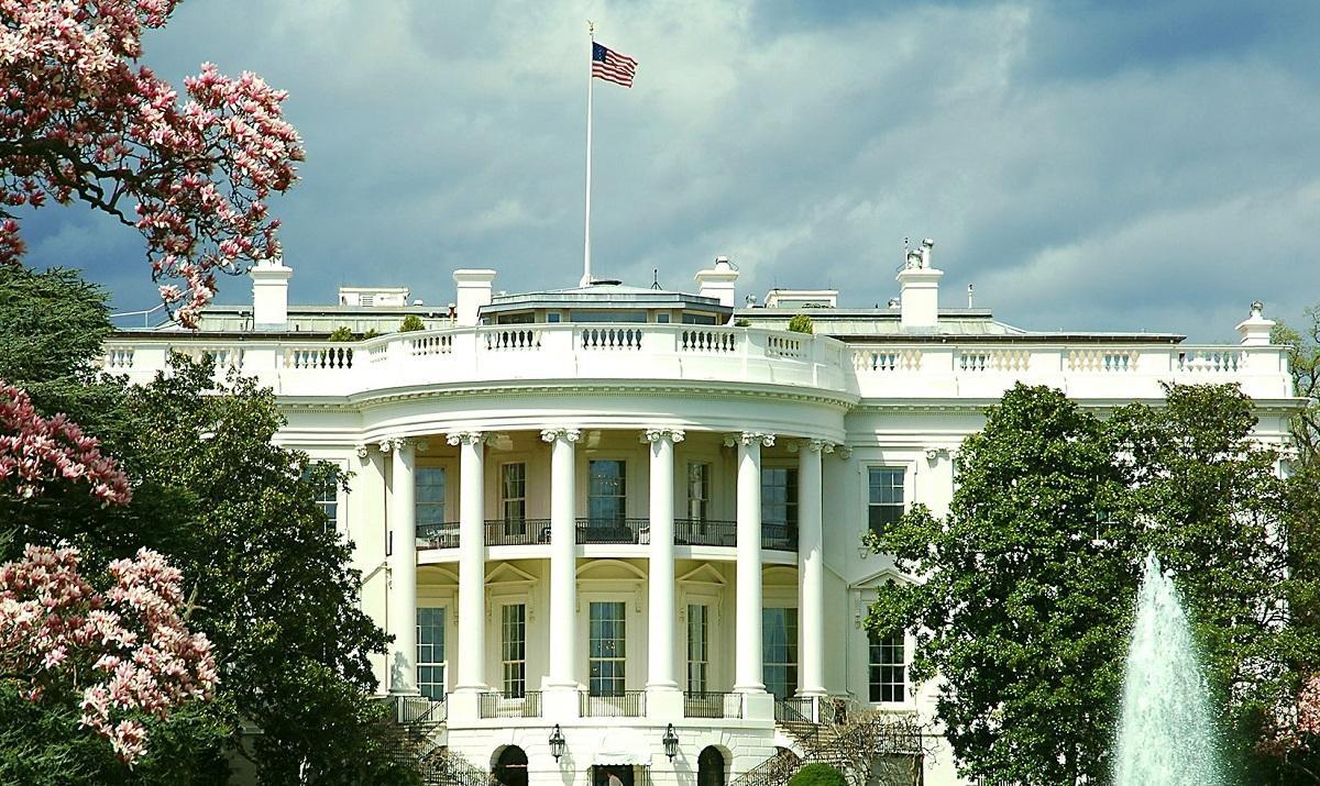 Здание Белого дома, Вашингтон, США
