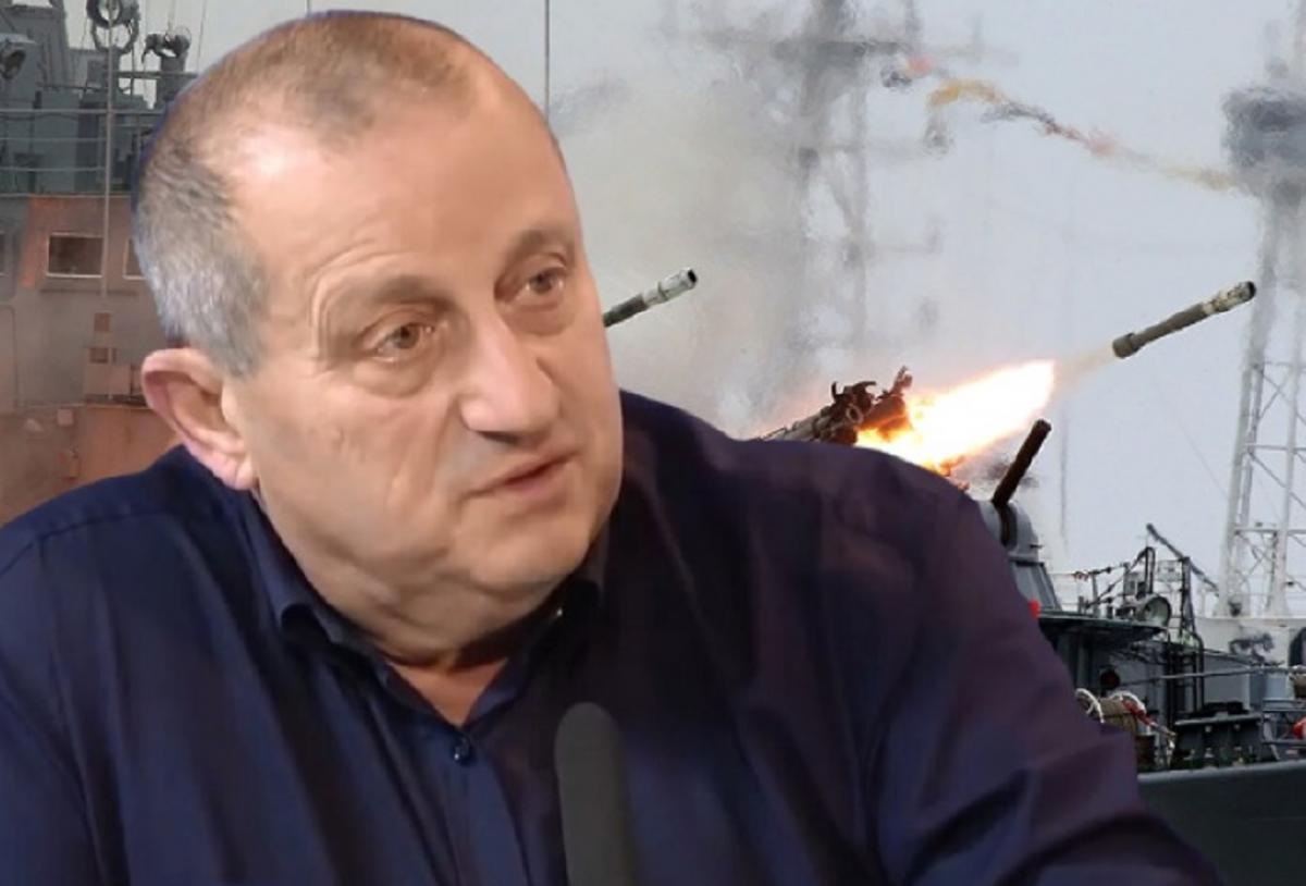 Кедми политический эксперт