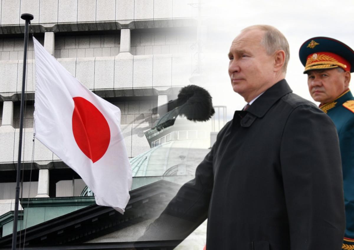 Путин на Дне ВМФ России 2021
