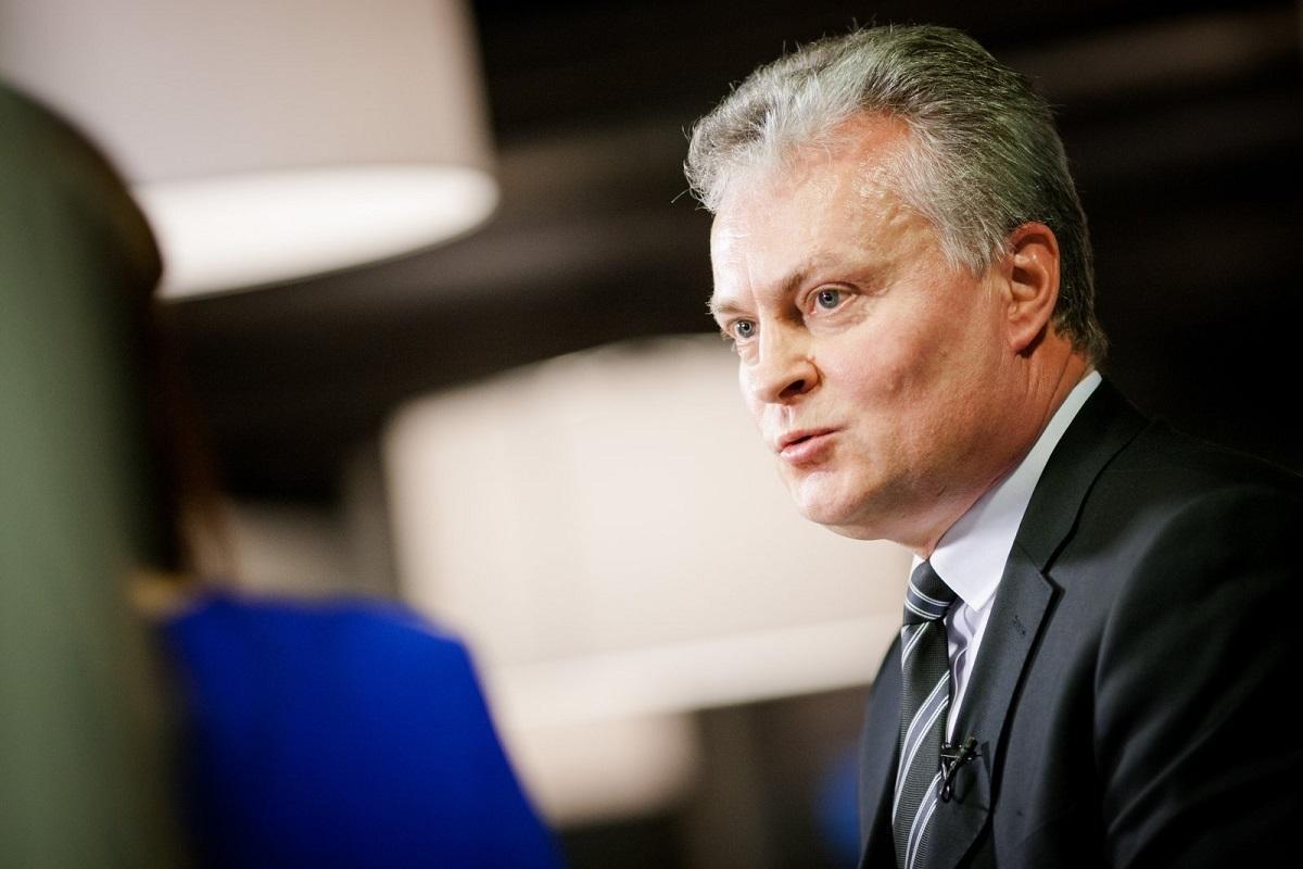 Президент Литвы назвал способ сдержать Россию