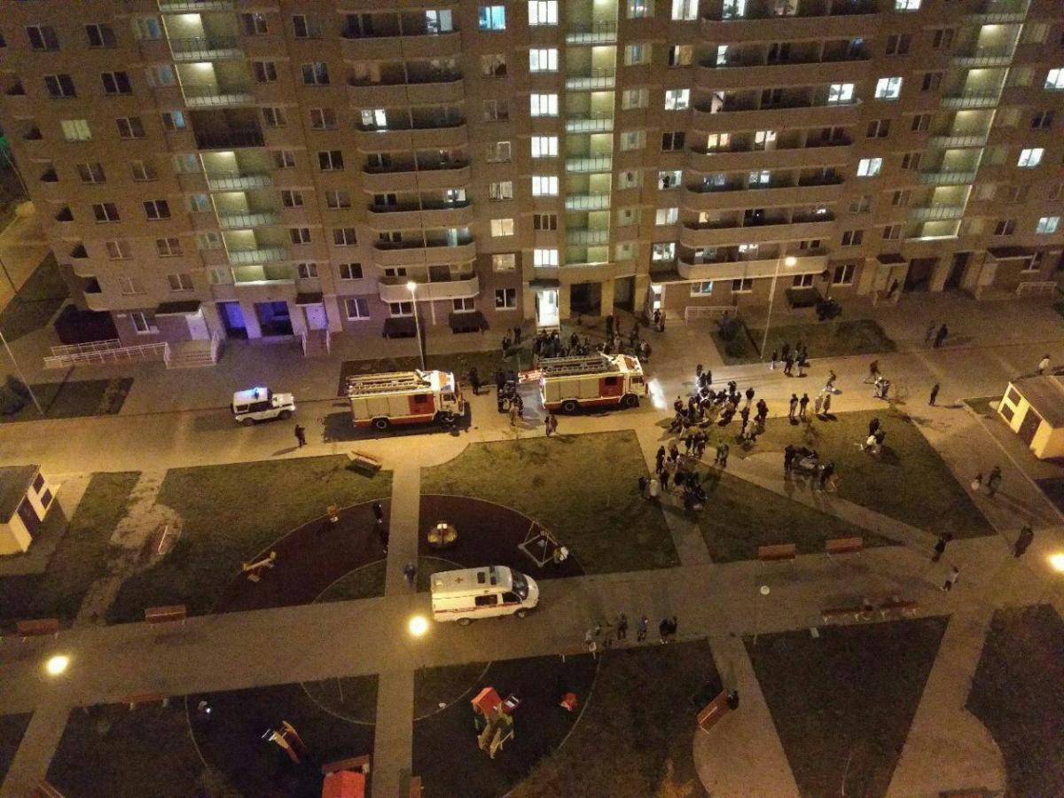 Общежитие ЮФУ убили студента