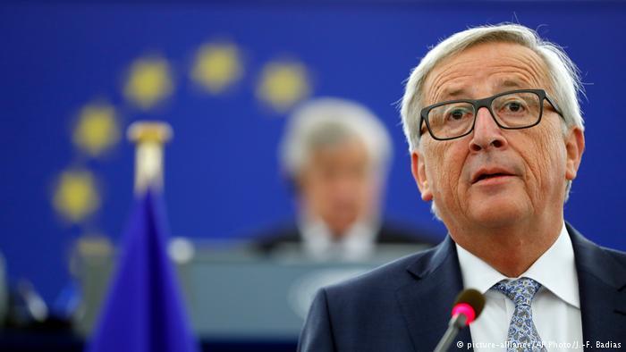 Глава Еврокомиссии Юнкер поразил всех своей выходкой на саммите лидеров ЕС