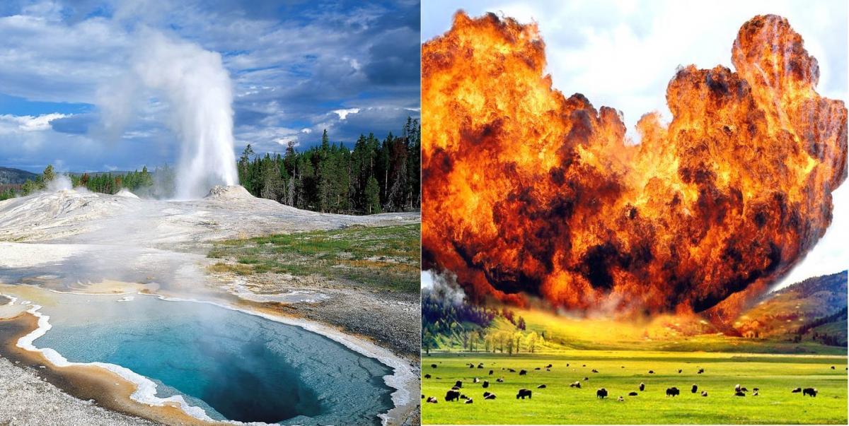 Не только Йеллоустоун: конец света спровоцирует большой тектонический разлом в США