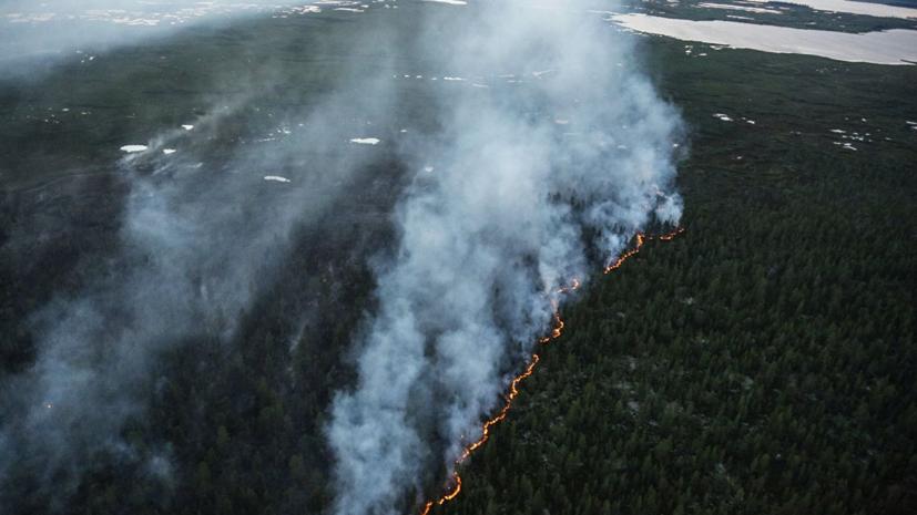 В Забайкалье потушены все пожары