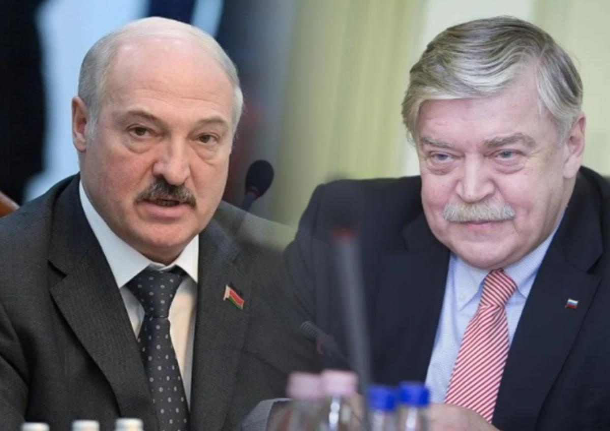 Гращенков назвал главную задачу Лукьянова в отношении Лукашенко