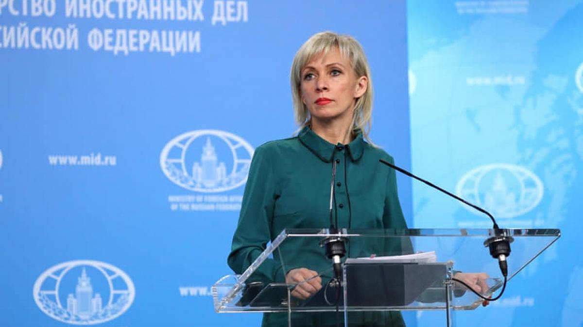 Захарова, МИД, дипломаты, НАТО