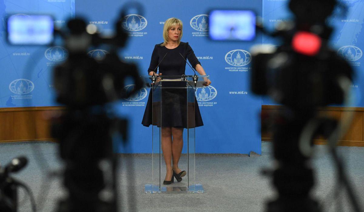 «Даже не думайте нападать на нас снова»: Захарова объяснила, почему Россия всем угрожает оружием
