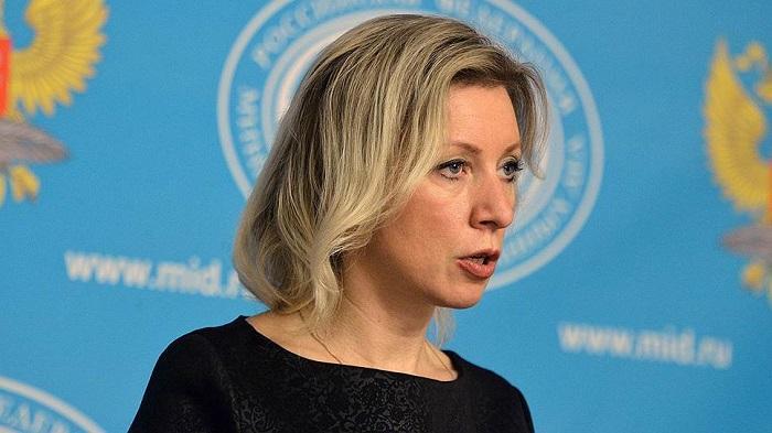 Захарова пожаловалась на слухи о пальто за 700 тысяч рублей