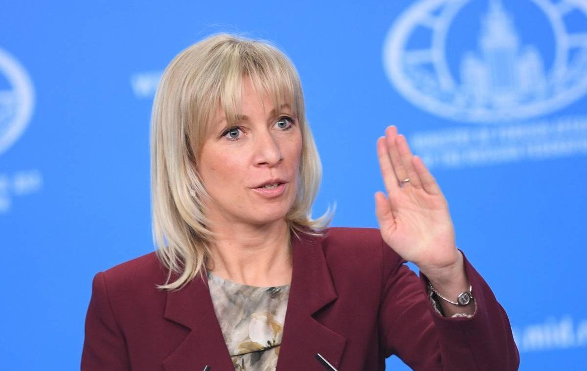 Захарова прокомментировала возбуждение дела СБУ против Соловьева
