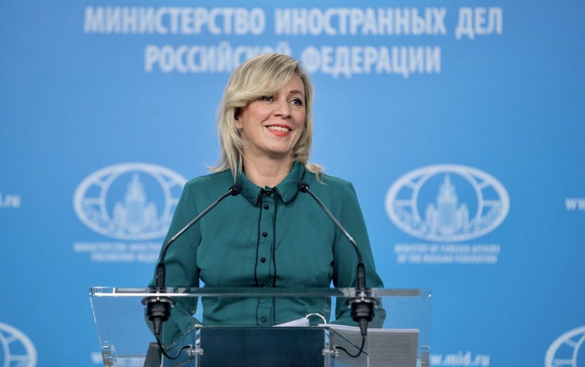 Захарова рассказала о вызывающем поведении журналисток из Грузии в Женеве