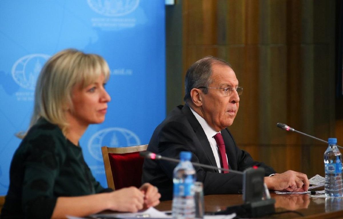 Захарова прокомментировала ситуацию с «Северным потоком — 2»