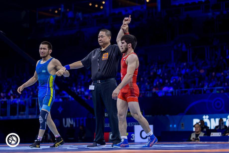 Сборная России завоевала 2 золотых медали на ЧМ-2018 по борьбе в Будапеште
